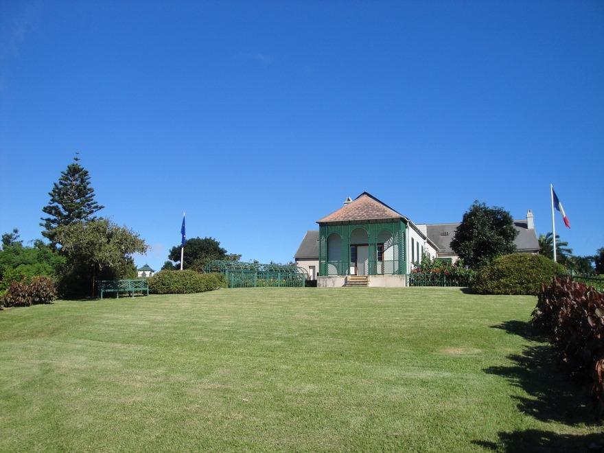 Longwood House Chêne de Napoléon