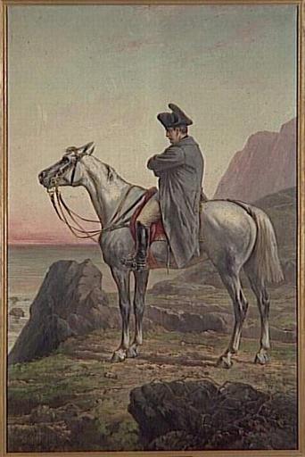Napoleon à Sainte-Hélène