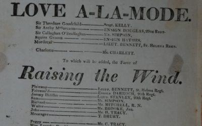 Lundi 25 septembre 1820